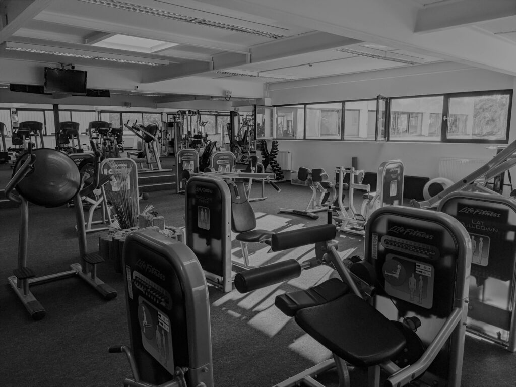 Fitnessstudio Pumpstation Mühlheim am Main - Ausdauertraining