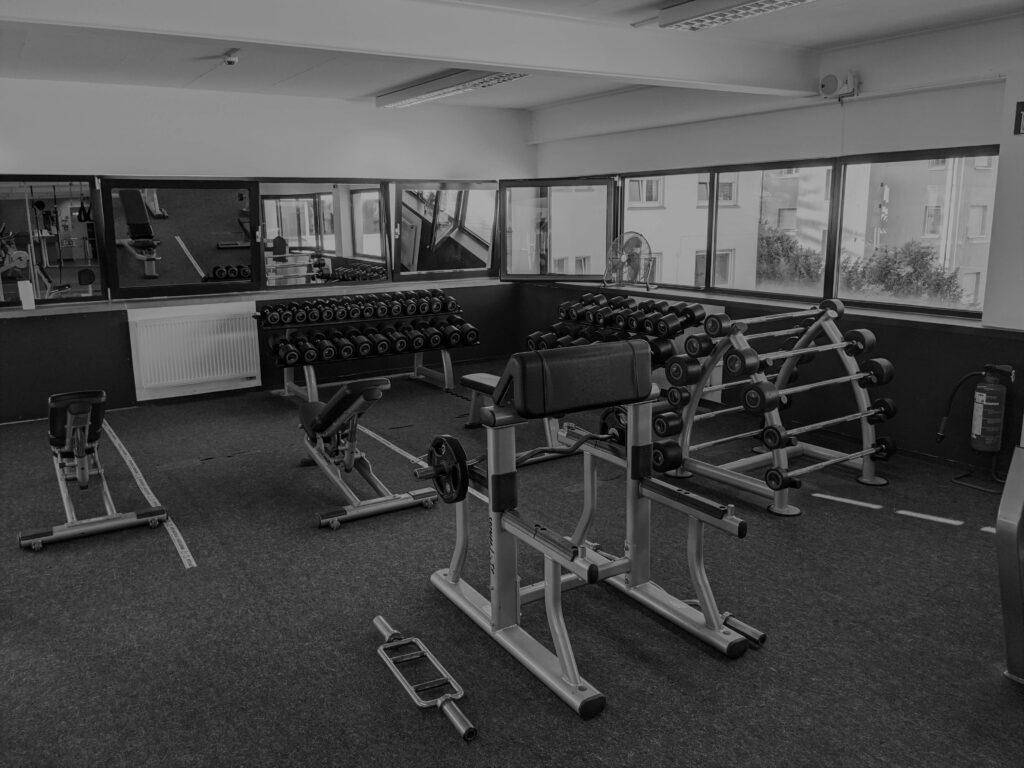 Fitnessstudio Pumpstation Mühlheim am Main - Bodybuilding